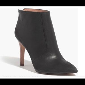 Madewell the Jules Ankle Bootie